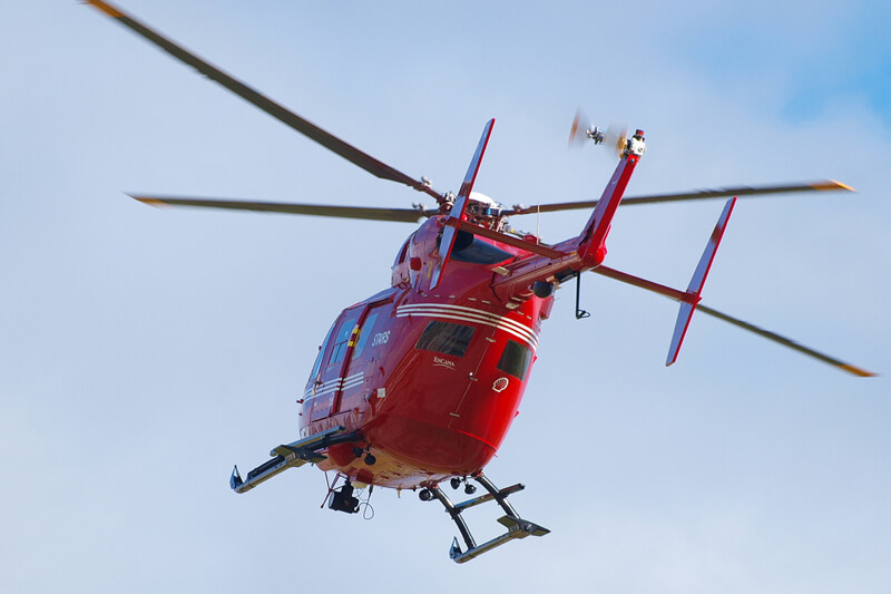 Stars Foundation Helicopter